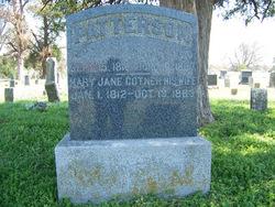 Mary Jane <i>Cotner</i> Patterson