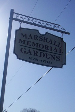 Marshall Memorial Gardens