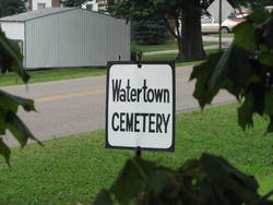 Watertown Cemetery