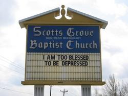 Scotts Grove Baptist Cemetery