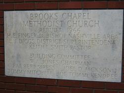 Brooks Chapel Cemetery