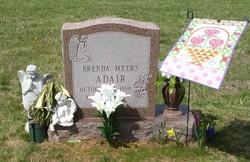 Brenda <i>Myers</i> Adair