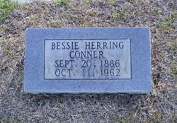 Bessie <i>Herring</i> Conner
