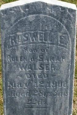 Roswell C. Walser