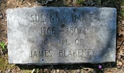 Susanna <i>Haile</i> Blakeney