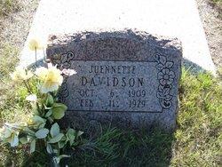 Juennette Davidson