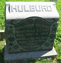 Benjamin Hulburd
