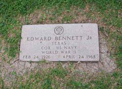 Edward Bennett, Jr
