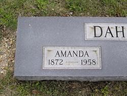 Amanda Dahlberg