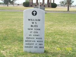LTC William Wallace Smith Bliss