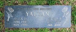 Ross Delmar Yaryan