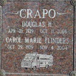 Carol Marie <i>Flinders</i> Crapo