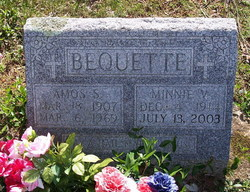 Amos S. Bequette