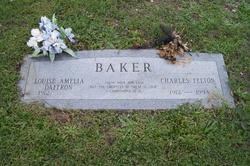 Charles Felton Baker