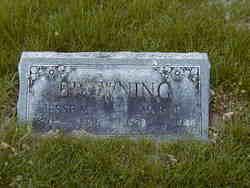 Mary Frances <i>Hagerman</i> Browning