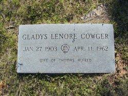 Gladys Lenore <i>Hilliker</i> Cowger