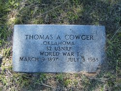 Thomas Alfred Cowger