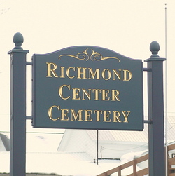 Richmond Center Cemetery