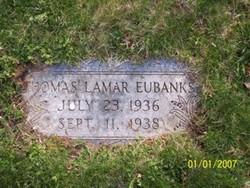 Thomas Lamar Tommy Eubanks