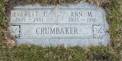 Ann M Crumbaker
