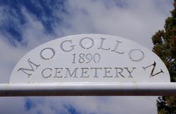 Mogollon Cemetery