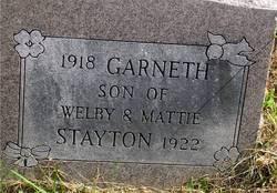Garneth Allen Stayton