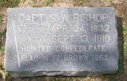 Capt S. W. Bishop