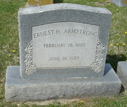 Ernest H. Armstrong