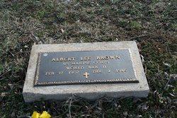 Albert Lee Brown
