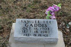 Samuel Lee Gaddis