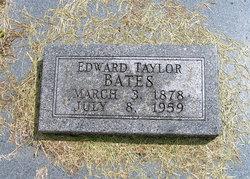 Edward Taylor Bates