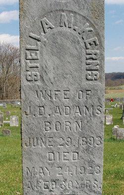 Stella M. <i>Kerns</i> Adams