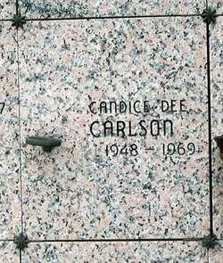 Candice Dee Carlson