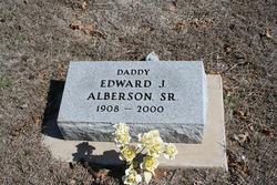 Edward J. Alberson, Sr