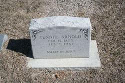 Tennie Arnold