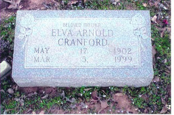 Zenobia Elva <i>Arnold</i> Cranford
