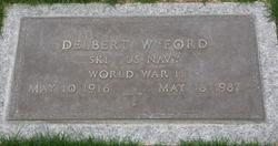 Delbert W. Ford
