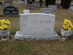 Helen M. <i>Dombeck</i> Damask