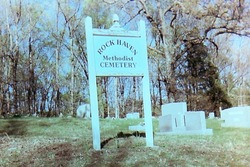 Rock Haven Methodist Cemetery