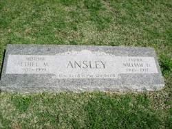 Ethel M. <i>Serfoss</i> Ansley