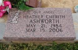 Heather Cherith Ashworth