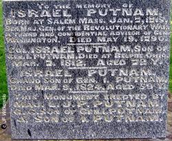 Col Israel Putnam