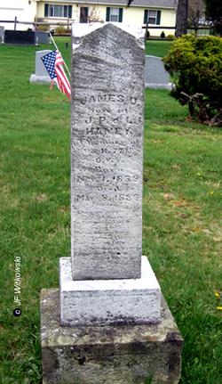 Pvt James U. Haney