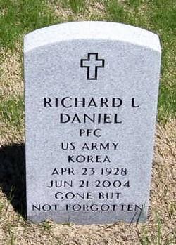 Richard L Daniel