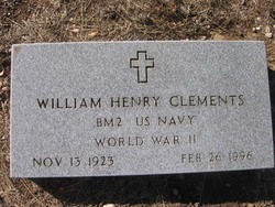 William Henry Clements