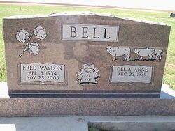 Fred Waylon Bell