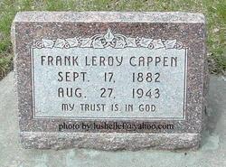 Frank LeRoy Cappen