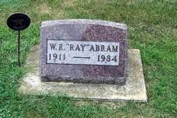 William Raymond Ray Abram
