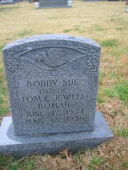 Bobbie Sue Bomar