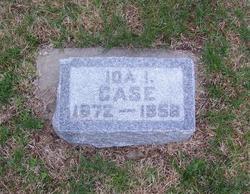 Ida Irene <i>Cox</i> Case
